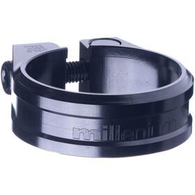 Sixpack Millenium Collier de selle Ø34,9mm, black/chrome